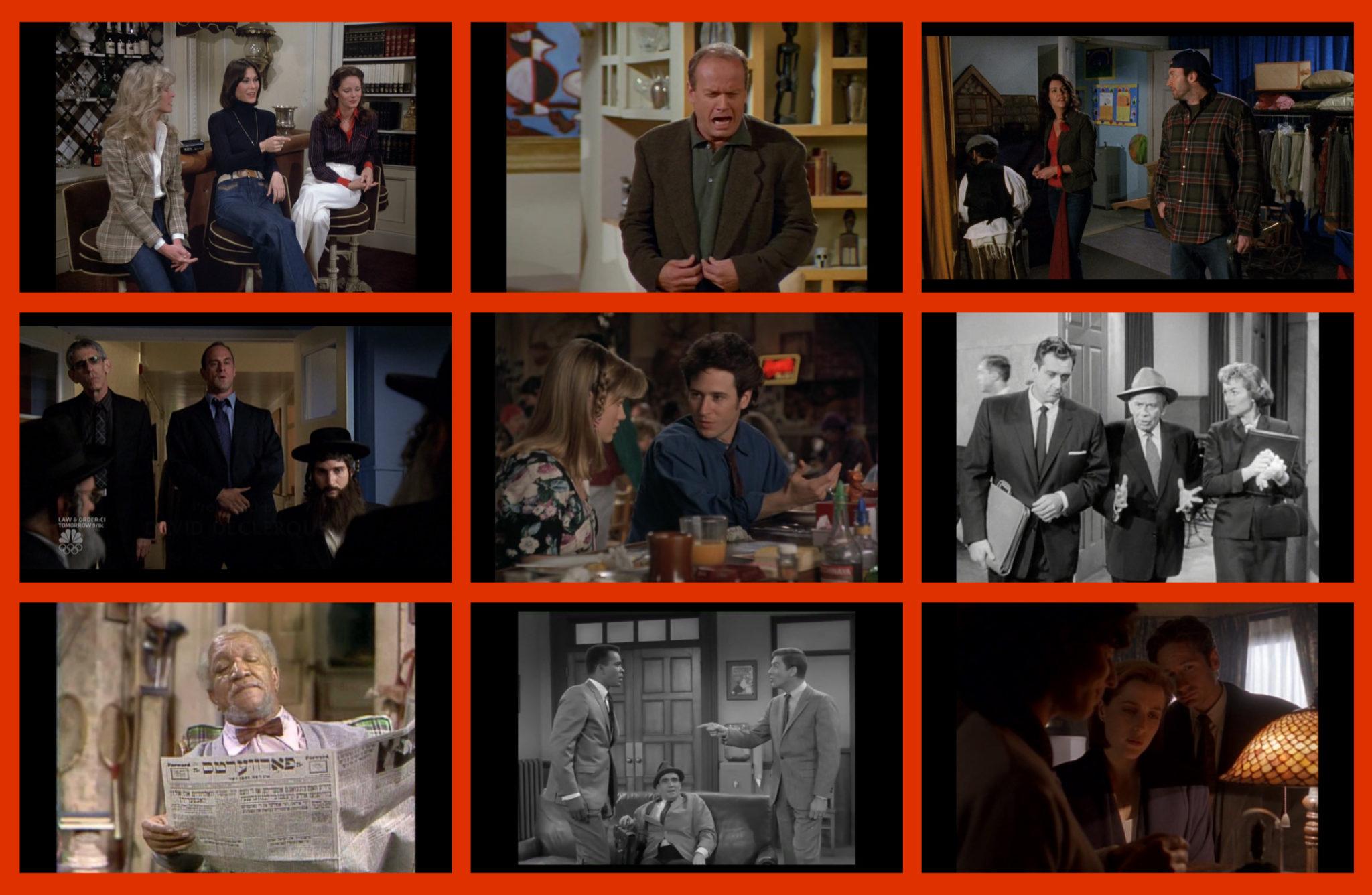 Incursions du yiddish dans la télévision américaine, avec Tal Hever-Chybowski