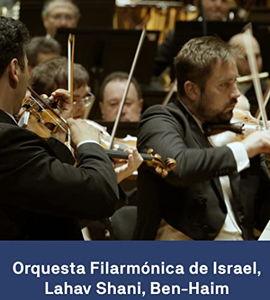 Lahav Shani et l'Orchestre Philharmonique d'Israël: Ben-Haim Ravel Stravinsky