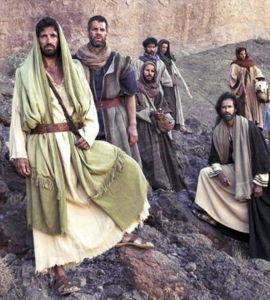 La vie de Jésus, de Adrian McDowall