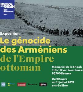 Le génocide des Arméniens de l'Empire ottoman