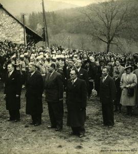 Commémoration de la rafle du 6 avril 1944