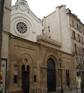 A l'origine, Berechit: Horizon: la synagogue Nazareth
