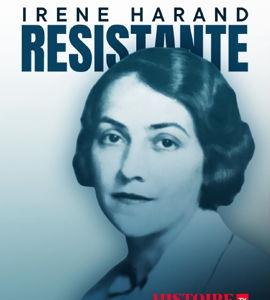 Irène Harand, résistante