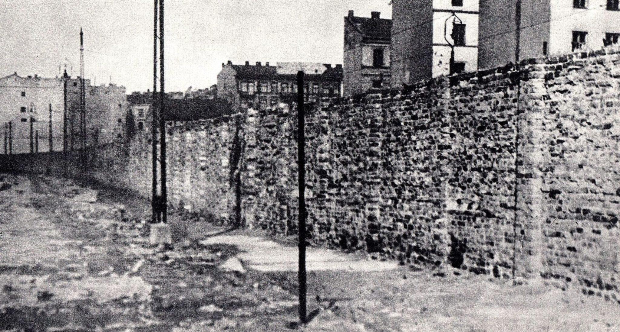 78e anniversaire du soulèvement du ghetto de Varsovie