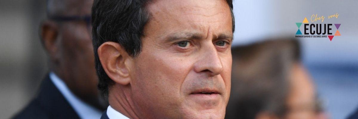 Pas une goutte de sang français, avec Manuel Valls