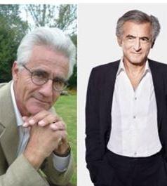 Duo philosophique, avec André Comte-Sponville et Bernard- Henri Lévy