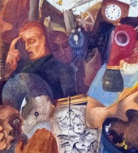 Artistes juifs en Belgique
