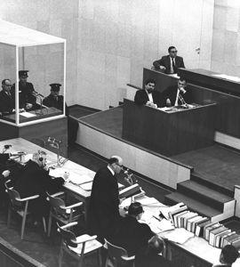 Les 60 ans du procès Eichmann