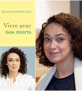 Vivre avec nos morts, avec Delphine Horvilleur