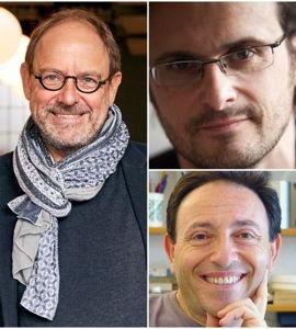 La liberté d'expression au bout du crayon, avec Michel Kichka, Pierre Kroll et Nicolas Vadot