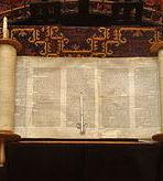 Les livres externes qui n'ont pas été intégrés au Tanach. Les différences de datation entre la tradition juive et le monde séculaire