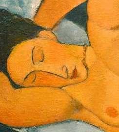 Modigliani, le corps et l'âme mis à nu, de Hilka Sinning