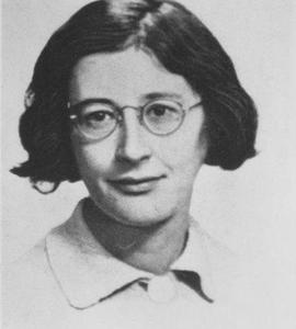 Simone Weil, la vie au risque de la vérité