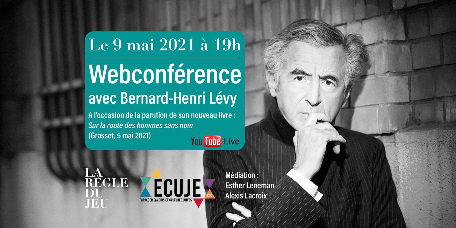 Sur la route des hommes sans nom,  avec Bernard-Henri Lévy