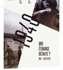 Journée d'étude:  l'autre guerre de 1940, avec Isabelle Rivé, Julien Fargettas et  Olivier Wieviorka