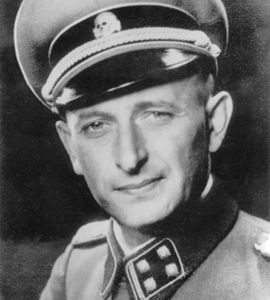 Nazis, les visages du mal: Adolf Eichmann, de Mark Stevenson