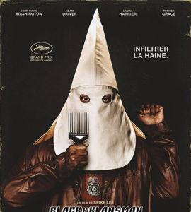 BlacKkKlansman-J'ai infiltré le Ku Klux Klan, de Spike Lee