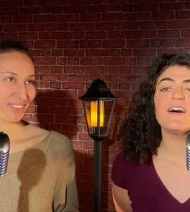 Nour et Lior en Live