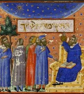 La pensée juive et la Bible