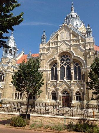 Les synagogues Art nouveau en Europe