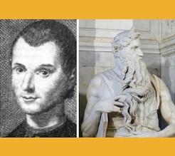 Machiavel et Moïse, avec François Ardeven