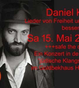 Daniel Kahn: Lieder von Freiheit und einer besseren Welt