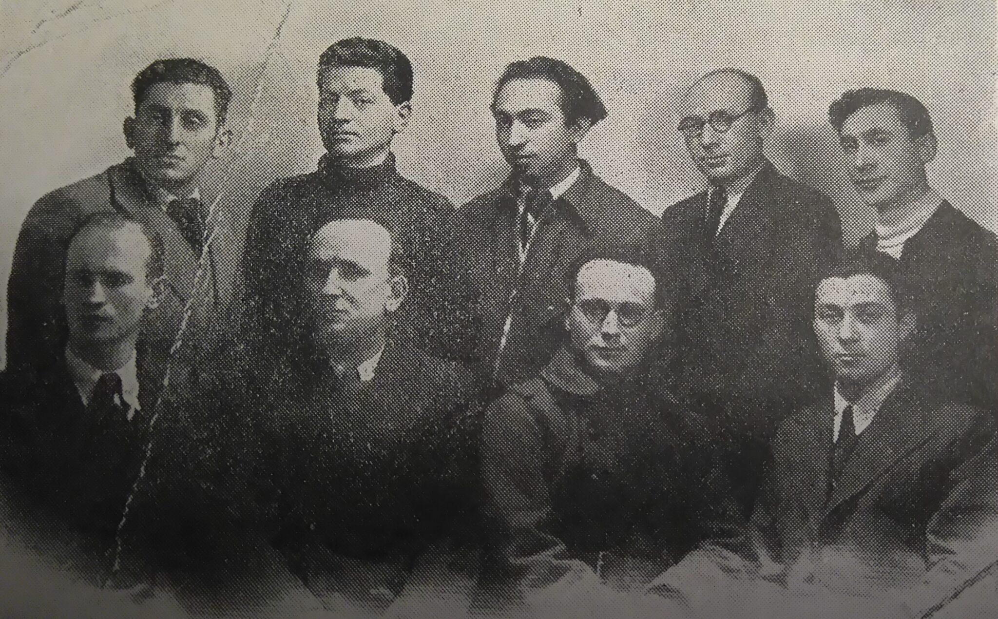 Les écrivains yiddish à Paris, avec Yitskhok Niborski
