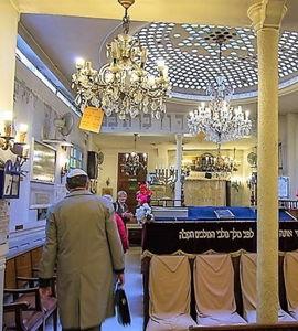 Visite guidée : le Marais Juif par Bohémond