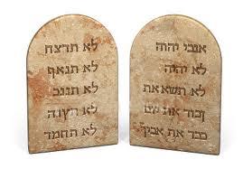 Les dix commandements en 60mn