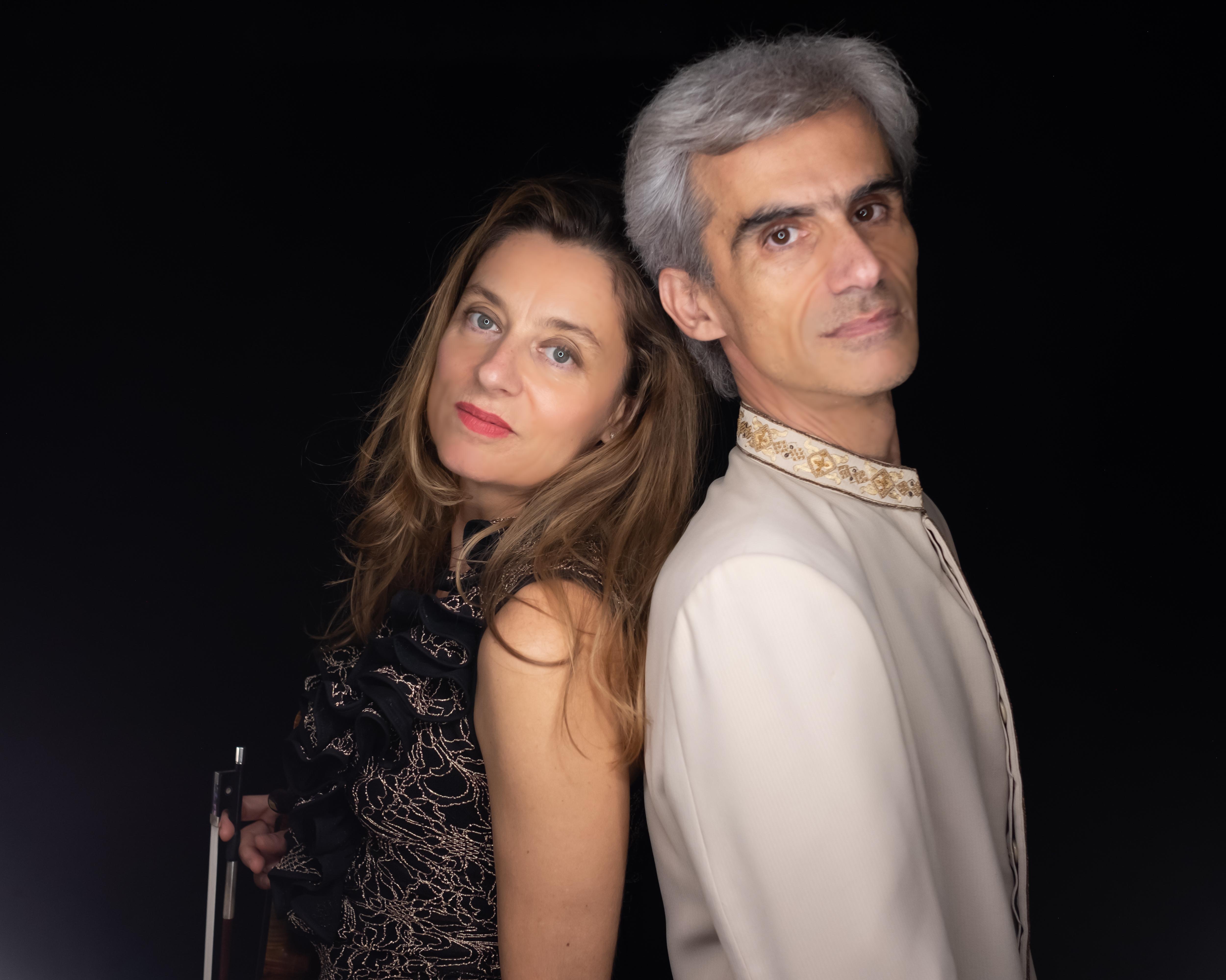 Sonates de Weinberg, avec AgnèsPyka et DimitriVassilakis