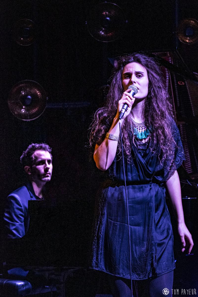 Concert de clôture: chants grecs, judéo-espagnols et d'ailleurs, de Rhodes à Tanger, avec Dafné Kritharas