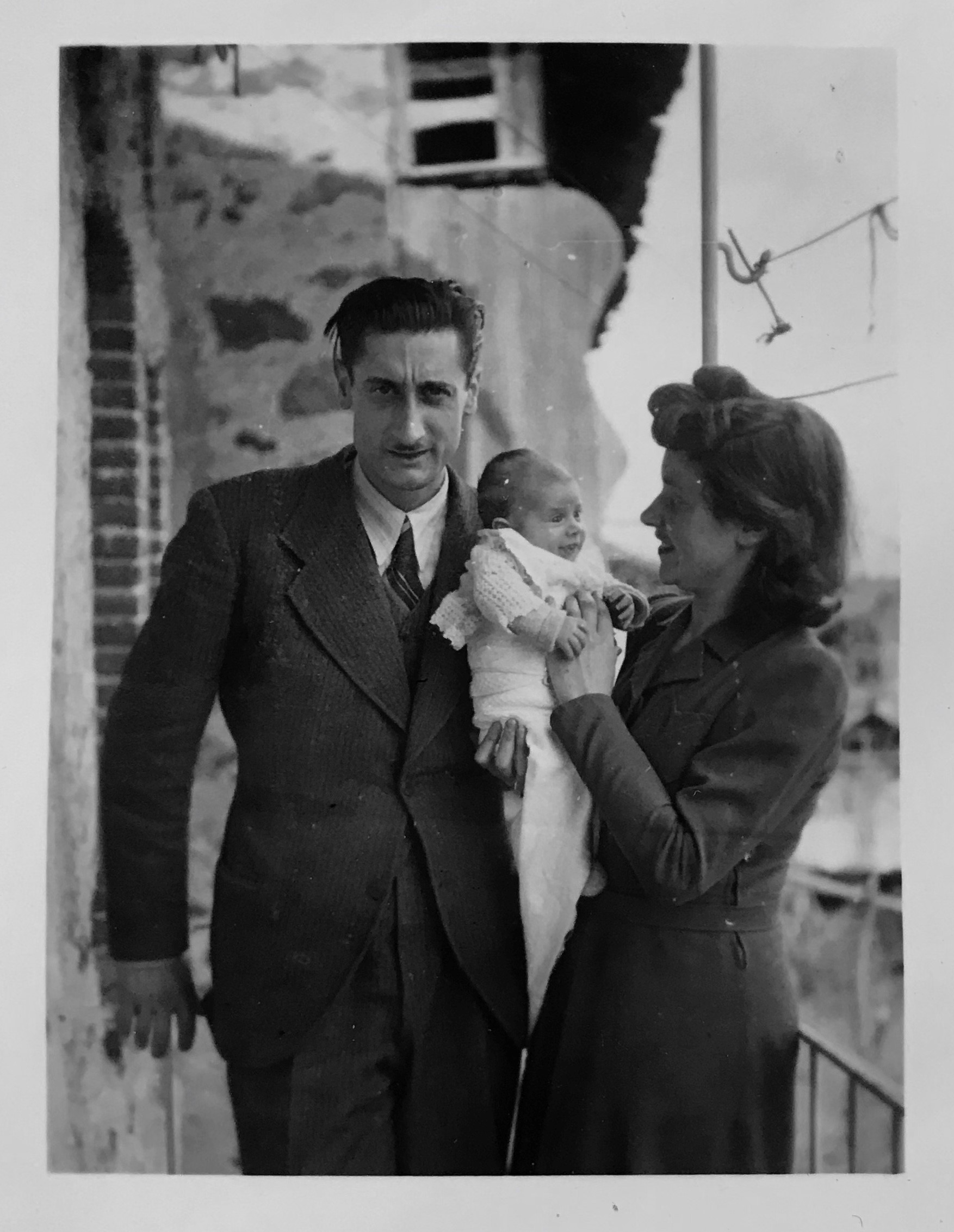 Une histoire d'amour sous l'occupation italienne, de Audrey Gordon