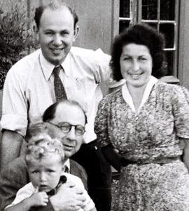 LesPludermacher…, trois générations d'éducateurs yiddish engagés, avec BernardFlam