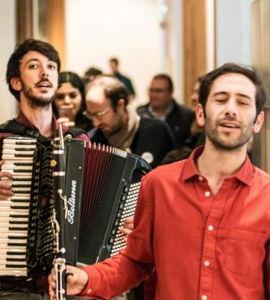 Visite musicale: qu'est-ce qu'une musique juive?, avec Eden Gerber et Adrien Séguy