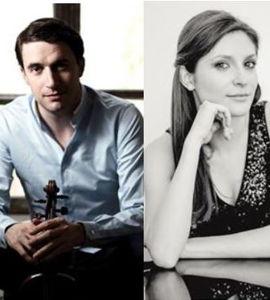 Musique classique, avec Noah Bendix-Balgley et Eloïse Bella Kohn