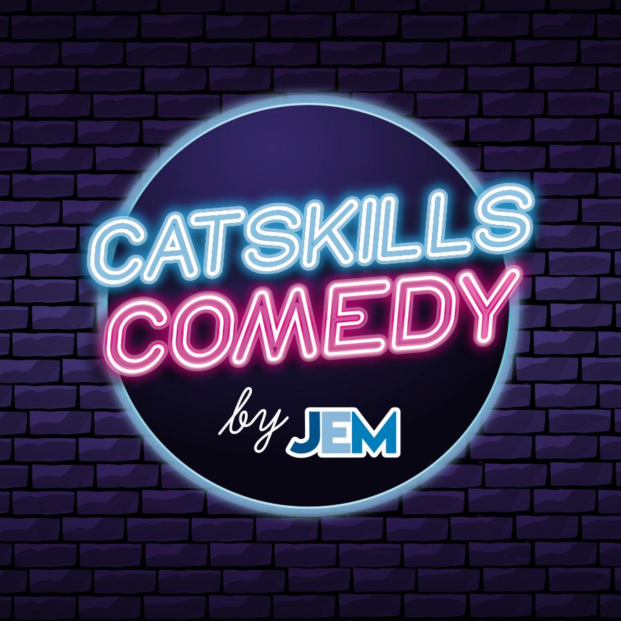 La grande scène du Catskills Comedy by JEM