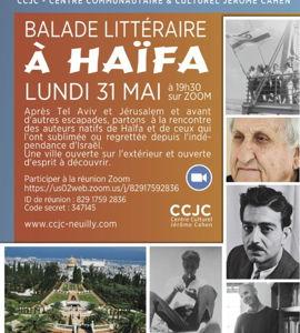 Balade littéraire dans Haïfa