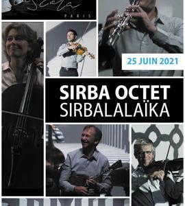 Sirbalalaïka, avec Sirba Octet