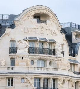 Saint-Germain-des-Prés sous l'Occupation