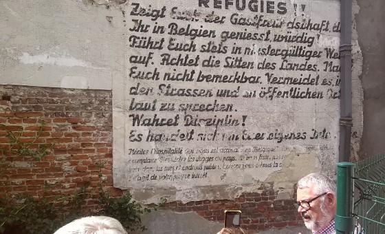 Bruxelles la Juive, avec Bendavid