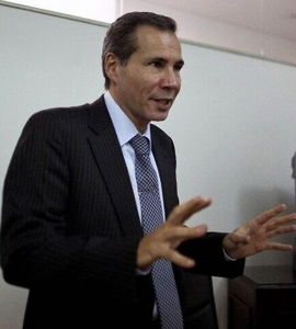 Nisman - le procureur, la présidente et l'espion, de Justin Webster et Martin Rocca