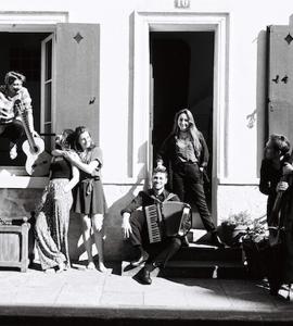 Klezmer avec les Marx Sisters & Compagnie