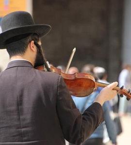 La place de la musique dans la vie juive, avec Alexandre Cerveux