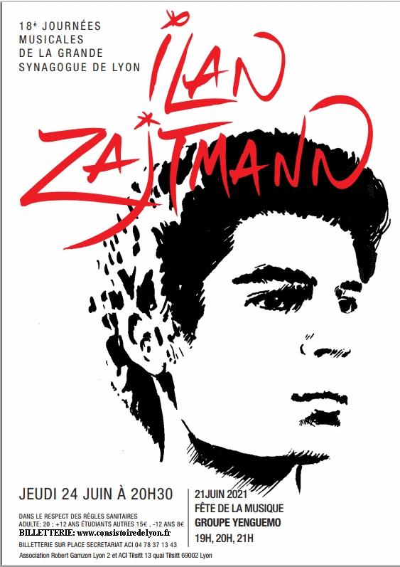 Musique classique, avec Ilan Zajtmann