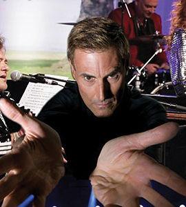 Paris swing / magie, avec Uri Geller, Leonid Ptashka et Tilda Rejwan