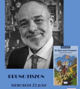 L'animal dans le Judaïsme, avec Bruno Fiszon