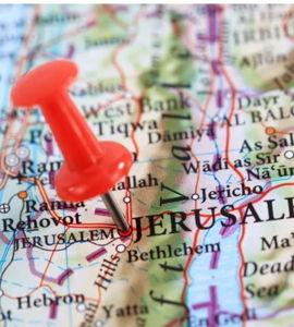 Israël Palestine, la tragédie, avec Denis Charbit