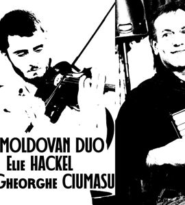 Live session: Elie Hackel & Gheorghe Ciumasu