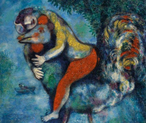 Chagall, passeur de cultures, avec Itzhak Goldberg