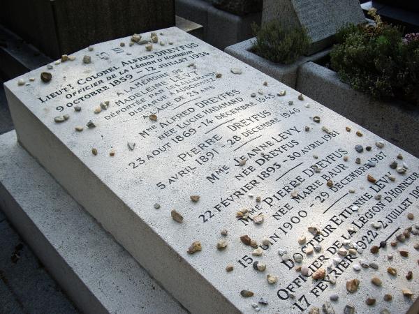 Au cimetière du Montparnasse, avec Ania Guini-Skliar
